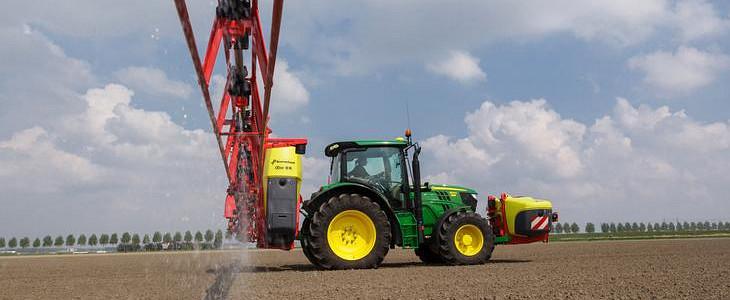 Zatrzymano ponad 70 ton nielegalnych środków ochrony roślin